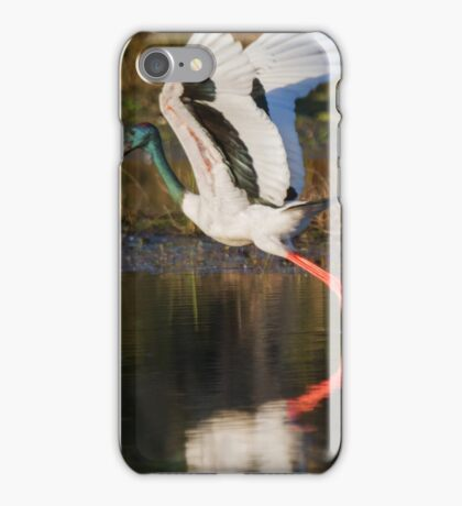 Thinking Flight iPhone Case/Skin