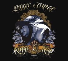 TUPAC & BIGGIE by viperbarratt