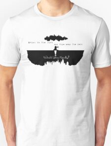 Bioshock Cities Would You Kindly Bring Us The Girl T-Shirt
