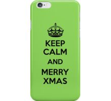 Keep calm and... iPhone Case/Skin