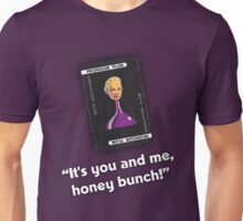 Clue - Professor Plum Honey Bunch Unisex T-Shirt