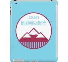 Team Geology iPad Case/Skin