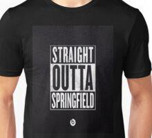 The Simpsons, Springfield Unisex T-Shirt
