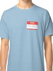 Hello Mr Parker Classic T-Shirt