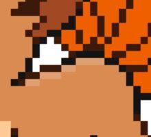 Pokemon - Vulpix Sprite Sticker