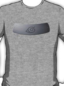 Naruto Leaf Village Headband T-Shirt