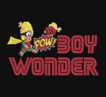 Boy wonder (Wonder Boy) Baby Tee