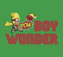 Boy wonder (Wonder Boy) One Piece - Short Sleeve