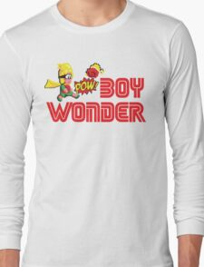 Boy wonder (Wonder Boy) Long Sleeve T-Shirt