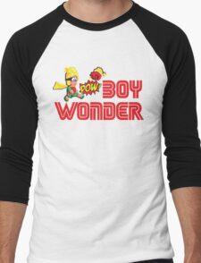 Boy wonder (Wonder Boy) Men's Baseball ¾ T-Shirt