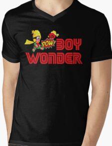 Boy wonder (Wonder Boy) Mens V-Neck T-Shirt