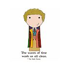 The Waves of Time - Sixth Doctor by mimiboo