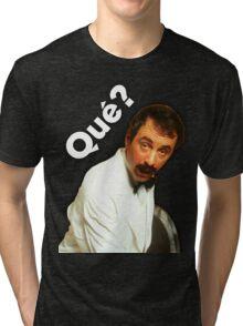 Manuel - Que? Tri-blend T-Shirt