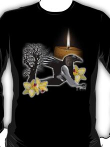 flame of the orchid crow T-Shirt