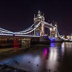 Tower Bridge by Stuart  Gennery