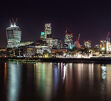 The City by Stuart  Gennery