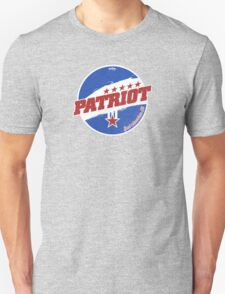 Patriot: Real American Oil Unisex T-Shirt