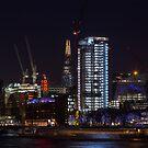 The Southbank by Stuart  Gennery