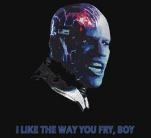I like the way you fry boy by Mo Ali