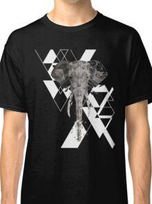 Geometric Elephant  Classic T-Shirt