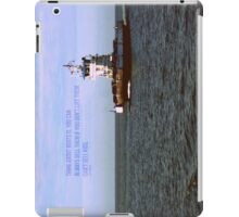 The Thing About Boats iPad Case/Skin