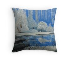Winter Wonder Land Throw Pillow