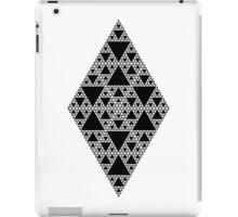 Sierpinski Triangle- Inverted Diamond iPad Case/Skin
