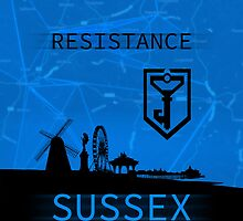 Ingress Resistance Sussex  by oindypoind