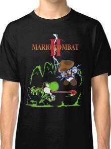 MARIO KOMBAT II Classic T-Shirt