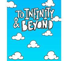 To Infinity & Beyond by Marianaramirez