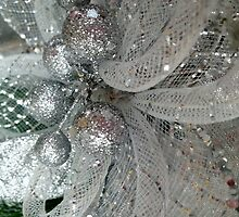 Christmas Decor Silver by Vonda McNulty