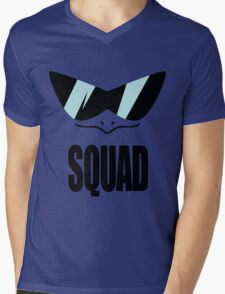 Squad Mens V-Neck T-Shirt