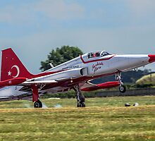 Canadair NF-5A-2000 Freedom Fighter 3066 by Colin Smedley