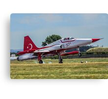 Canadair NF-5A-2000 Freedom Fighter 3066 Canvas Print