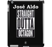 UFC Jose Aldo Vs Conor Mcgregor  iPad Case/Skin