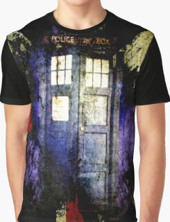 Dr. Who Unijack Graphic T-Shirt