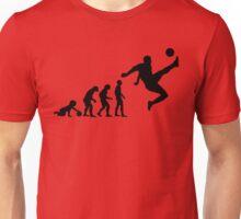 Football Evolution Unisex T-Shirt