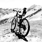 Mountain & Bike by heinrich