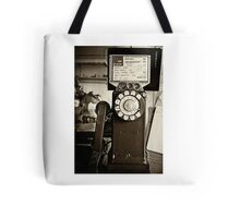 Cops are Listening Tote Bag