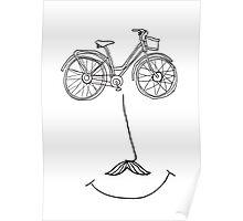 Happy bike Poster