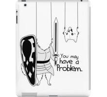 Problem  iPad Case/Skin