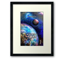 The Red Moon of Jabbe Framed Print