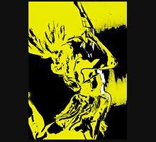 Dancer in Yellow Mens V-Neck T-Shirt