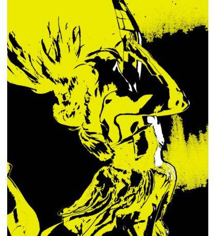 Dancer in Yellow Sticker