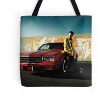 Breaking Bad Jesse Pinkman Tote Bag