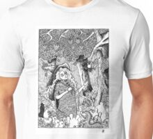 The Oblivion Meets The Giving Tree Unisex T-Shirt