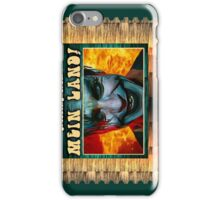MEIN LAND PHONE COVER iPhone Case/Skin