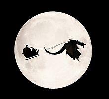 Santa Skyrim by shnook21