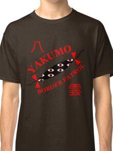 Yakumo Border Patrol Classic T-Shirt