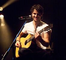 darren criss (calendar) by Annie Louise
